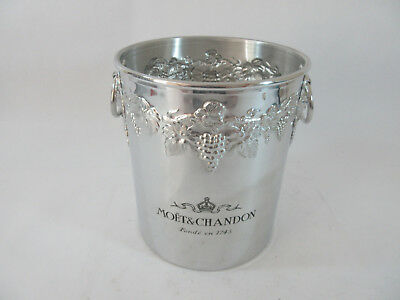Rare Vintage Champagne Wine Ice Bucket MOET & CHANDON Made in France