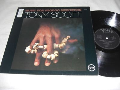 (8424) Tony Scott – Music For Voodoo Meditation -