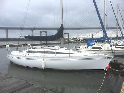 Beneteau First 29 Sailing Yacht
