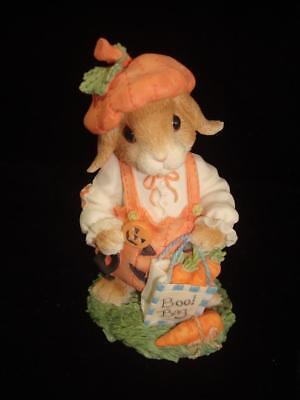 1998 My Blushing Bunnies~I'll Always Boo Here For You~w/Box