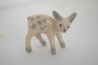 WADE  George Wade Animal Minaiture DEER WITH SPOTS