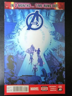 Avengers #36 - Marvel Comic # 3A16