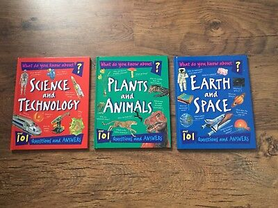 What Do You Know About? Educational Book Series For Children