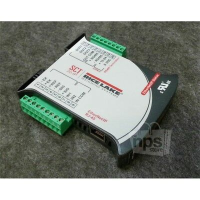 Rice Lake Weighing Systems SCT20-IP Signal Conditioning Transmitter, DIN Rail