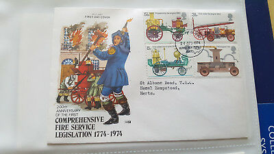 Job Lot Of First Day Covers (Lot 1) Please See List