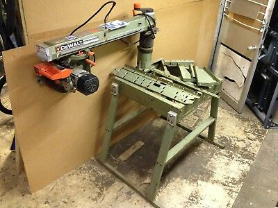 Dewalt Powershop 1751 Radial Arm Saw