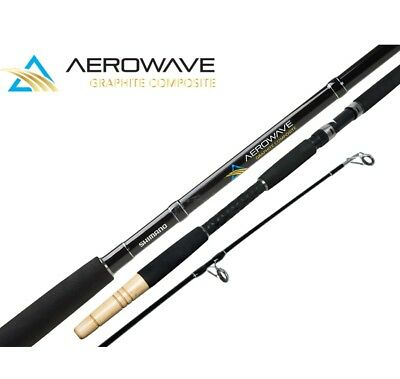 Shimano Aerowave Composite 1202MH Wood Butt Surf Rod
