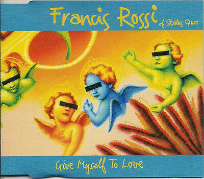 Francis RossiOfStatus Quo Give Myself To Love UK CD Single