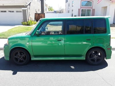 2006 Scion xB Neon lights 2006 Toyota scion xb limited edition 3.0 series