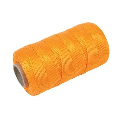 Pittsburgh 500 ft. Orange Construction Line Three strand twisted polypropylene