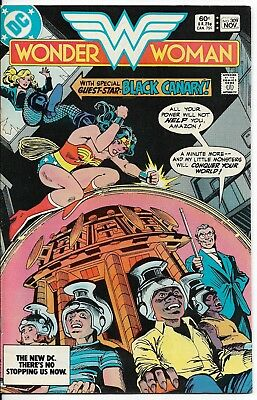 1983 Wonder Woman Issue #309 Dc Comic Book Bag/board Vintage Rare
