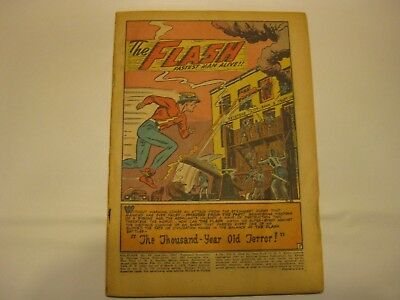 All Flash #29 1947 coverless