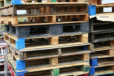 Used Wood Pallets Heat Treated 48 x 40 local pick up only