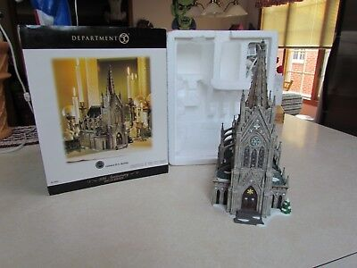 2005 Dept. 56 30th Anniversary Christmas in the City:  Cathedral of St. Nicholas