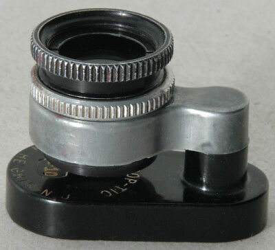 Pre-Cop-Tic 10x Magnifier Jewelers Loupe, nice image, easy to use