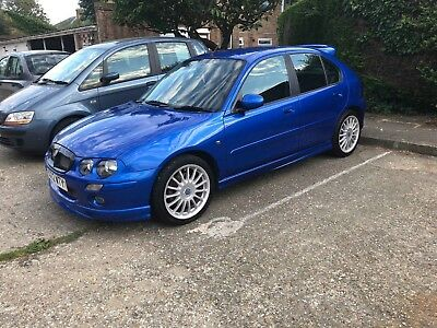 Mg Zr 1.8 160 Vvc Only 52,000 Miles