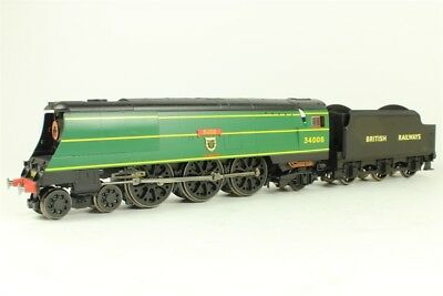 Hornby OO Gauge R2685 BR 4-6-2 1948 Nationalisation West Country Class Bude NEW
