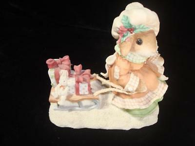 My Blushing Bunnies~The Gift of Friendship is Never Far Behind~w/Box~COA