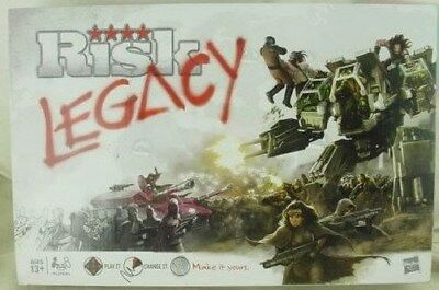 Risk Legacy Board Game by Hasbro/Wizards of the Coast DIA452334