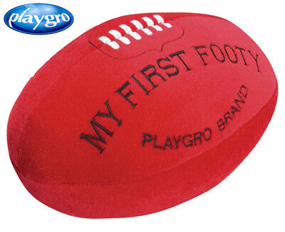 Playgro My First Footy - Red