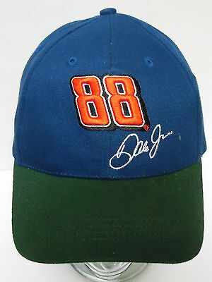 2008 DALE EARNHARDT JR JUNIOR 88 NASCAR KELLOGG'S RACING Advertising Cap Hat