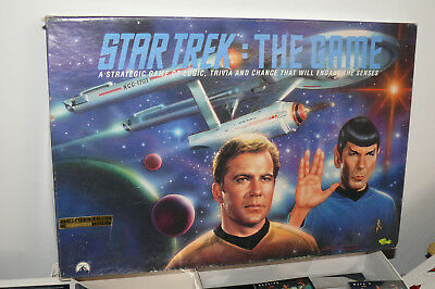 STAR TREK  Raumschiff Enterprise THE GAME A STRATEGIC GAME OF LOGIC,