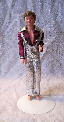 Rare- Jimmy Osmond Doll With Doll Stand - No Accessories - Great Collectible!!