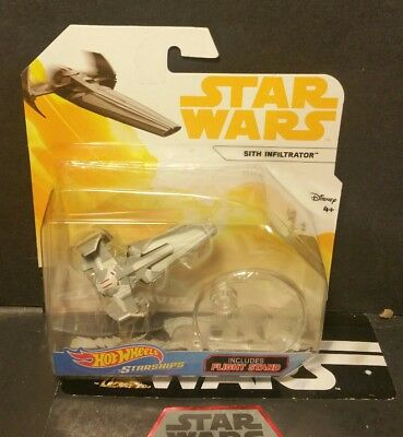 Star Wars Hot Wheels SOLO MOVIE SITH INFILTRATOR