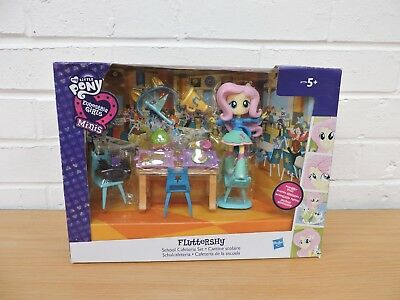 My Little Pony Equestria Girls Minis Fluttershy School Cafeteria Set Playset