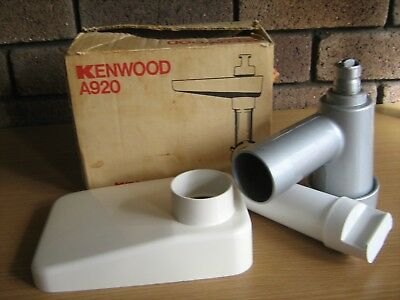 Kenwood Mincer A920..use Chef A701,a701A A702 Major Models Excellent Pre-Loved