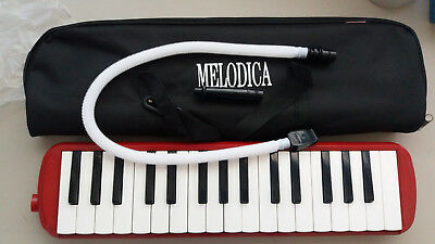 Belcanto 32 Note Melodica Wind Piano, Keyboard, Organ, Case