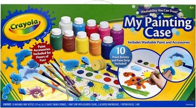 NEW Crayola My Painting Case from Mr Toys