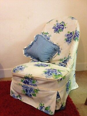 Old Fashioned Nursing Chair