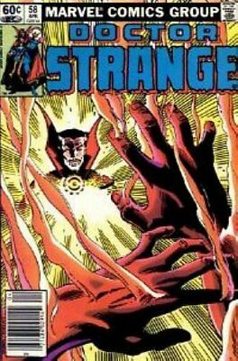 Doctor Strange (Vol 2) #  58 Near Mint (NM) Marvel Comics MODERN AGE