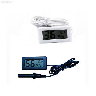 491E Digital Embedded Thermometer Hygrometer for Incubator Poultry Reptile