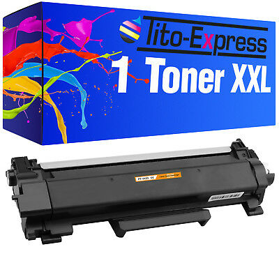 Toner XL mit Chip für Brother DCP-L 2550 DN MFC-L 2730 DW MFC-L 2750 TN-2420