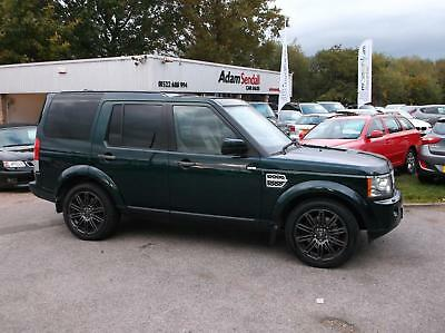 Land Rover Discovery 4 3.0SD V6 ( 255bhp ) auto 2013MY HSE