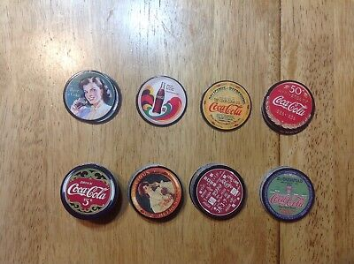 Coca-cola cards and, pogs collection. Cards, soda, collectible.