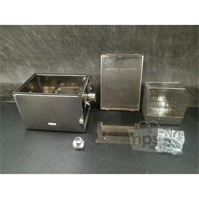 Grease Trap, 8 lbs 5 Gal./Min., Stainless Steel 26GTP001-5GAL-SS*