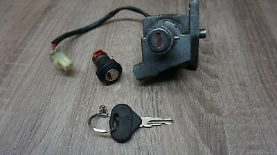 Honda PS 125 PES 125 2006 - 2014 Ignition Lock Set