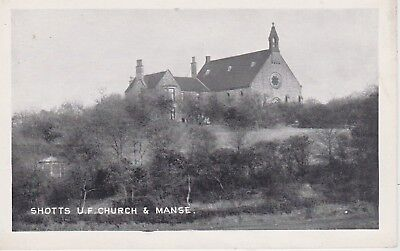 Postcard of Lanarkshire
