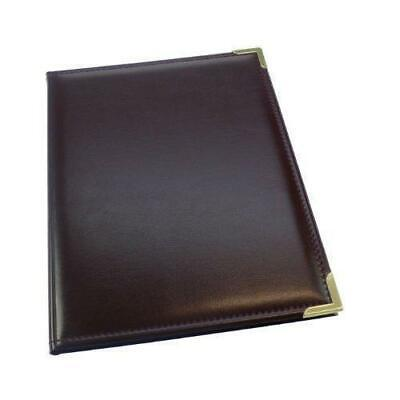 Leatherette Burgundy 7.5x5 Slip In Photo Album - 36 Photos