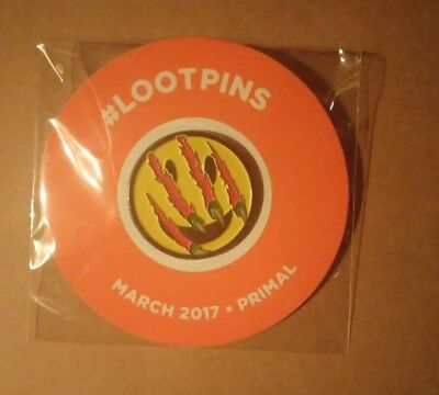 Loot Pin March 2017 Primal