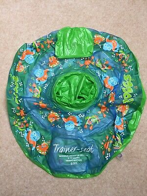 Zoggs Baby Swim Trainer Seat - 3-12 Months - PERFECT CONDITION