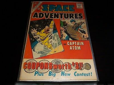 Space Adventures #39 (Apr 1961, Charlton)