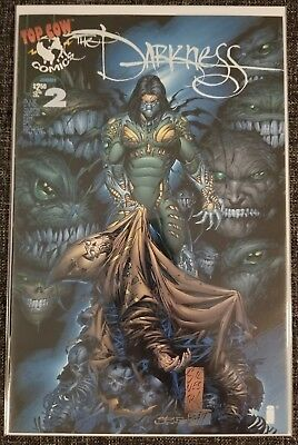 The Darkness #2, Top Cow Comics 1997