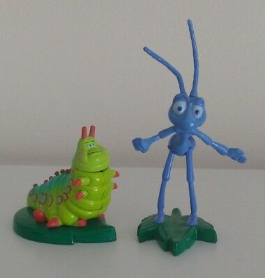 Thinkway Toys Bugs Life Figures Die Cast Set Disney Pixar
