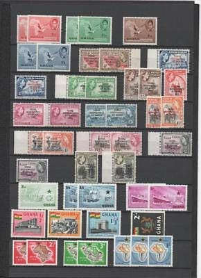 Ghana Collection On 10 Pages