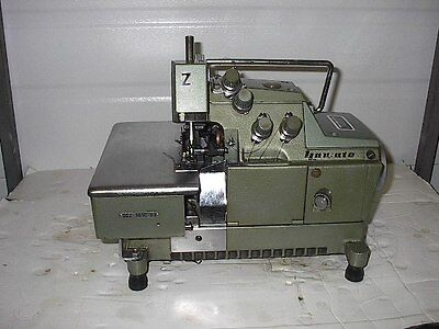 Yamato Dcz-361C  Good Condition 5Thd Safety Stitch Industrial Sewing Machine