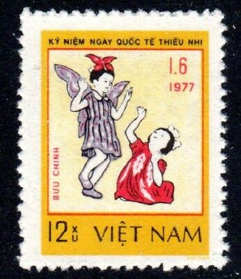 1978 VIETNAM INTERNATIONAL CHILDRENS DAY SGN196 mint no gum as issued